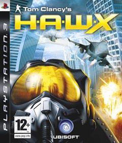 Tom Clancy's H.a.w.x (hawx)