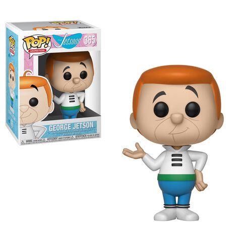 Figurine Funko Pop! N°365 - Hanna Barbera - Série 1 Jetsons George