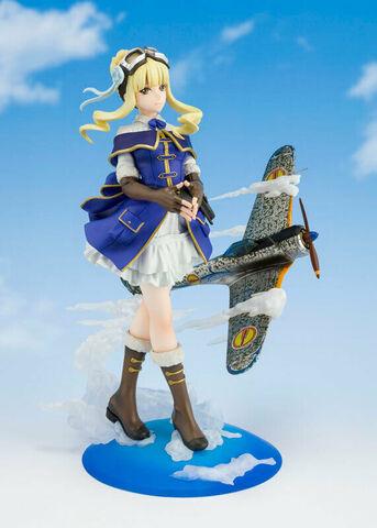 Figurine Figuarts Zero - The Magnificent Kotobuki - Squadron Emma