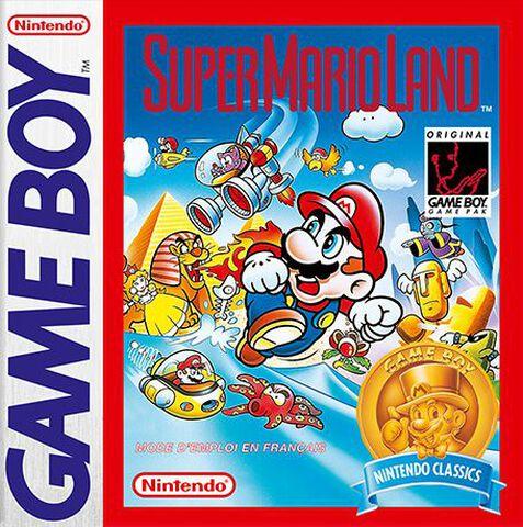 Super Mario Land (GB)
