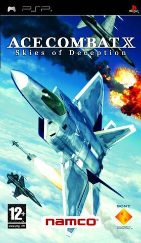 Ace Combat X, Skies Of Deception