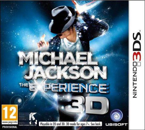 Michael Jackson : The Experience 3d