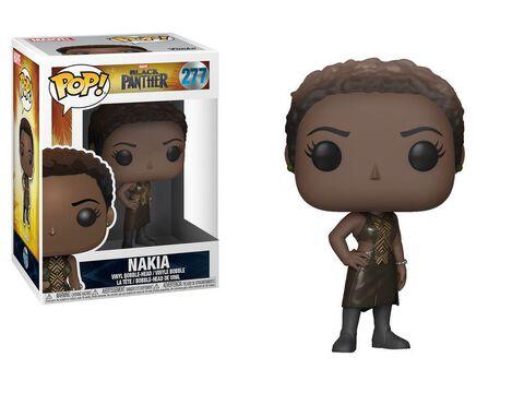 Figurine Funko Pop! N°277 - Black Panther - Nakia
