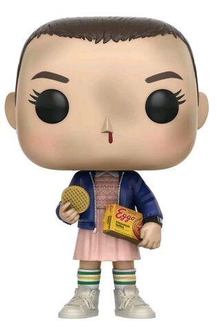 Figurine Funko Pop! N°421 - Stranger Things - Eleven avec gaufre