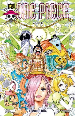 Manga - One Piece - Edition Originale Tome 85