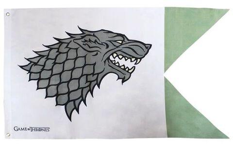 Drapeau - Game Of Thrones - Stark