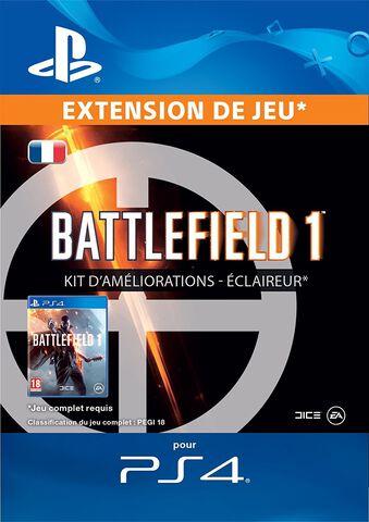 DLC - Battlefield 1 Kit Améliorations Eclaireur - PS4