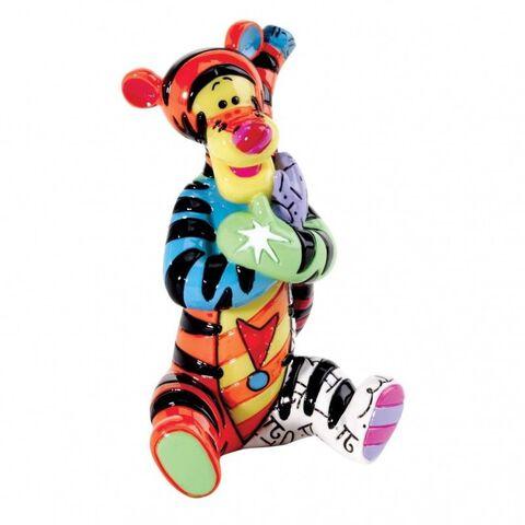 Figurine Britto Disney - Winnie L'ourson - Tigrou Mini  ( Wb)