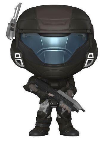 Figurine Funko Pop! N°09 - Halo - S1 Odst Buck (casqué)