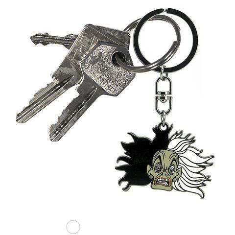 Porte-clés - Les 101 Dalmatiens - Cruella