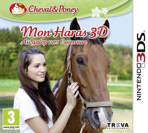 Mon Haras 3D : Au Galop vers L'aventure