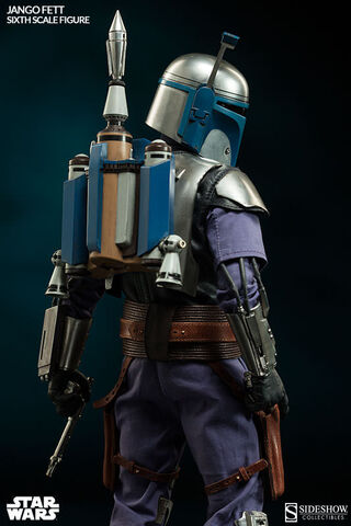 Figurine - Star Wars Figurine - Jango Fett 30 cm