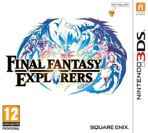 * Final Fantasy Explorers