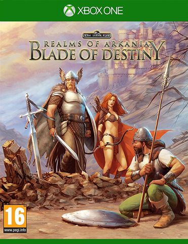 * Realms Of Arkania Blade Of Destiny