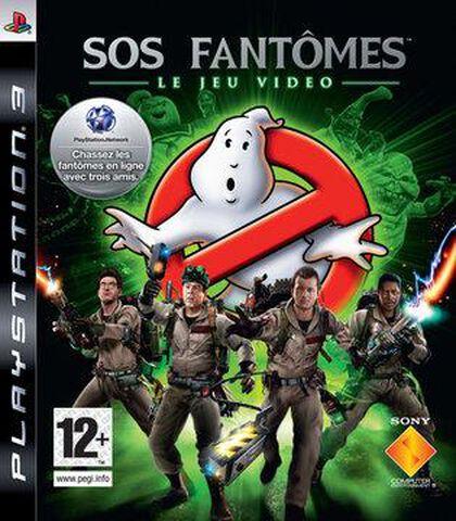 Sos Fantomes, Le Jeu Vidéo