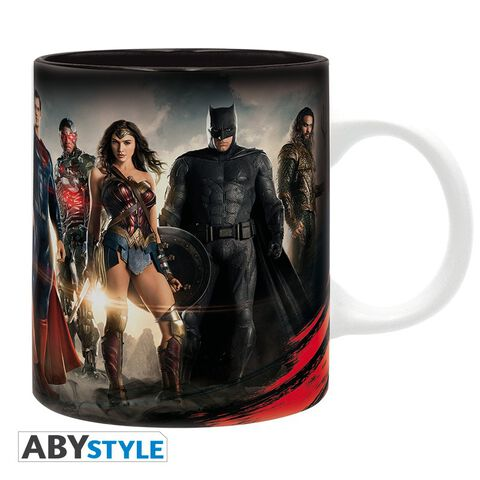 Mug - Dc Comics - Justice League Team 320ml