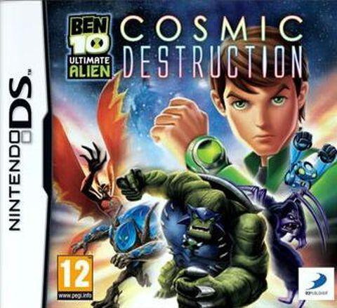 Ben 10 Ultimate Alien : Cosmic Destruction