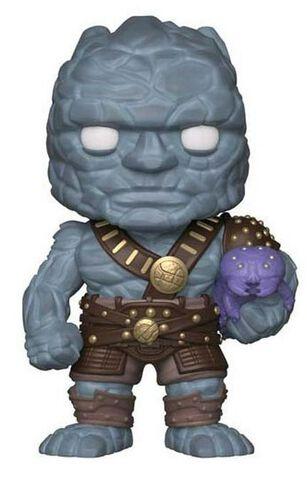 Figurine Funko Pop! N°391 - Thor Ragnarok - Korg avec Miek