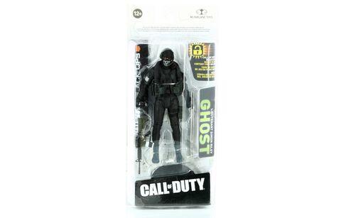 Statuette Mc Farlane - Call of Duty - Simon Ghost Riley Incl. Dlc 18 cm