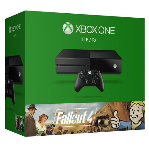 Pack Xbox One 1 To + Fallout 4