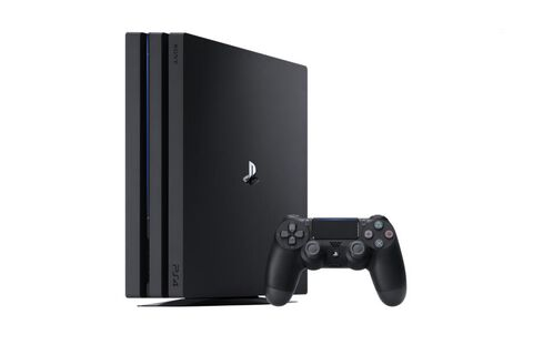 Pack Ps4 Pro 1to Noire + FIFA 20 + Ps+ 14j Vch