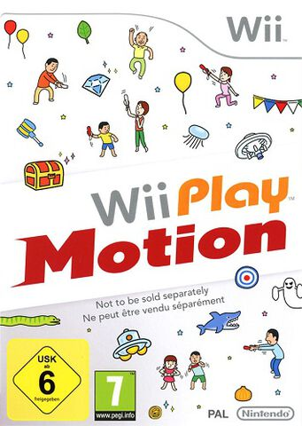 Wii Play Motion (seul)