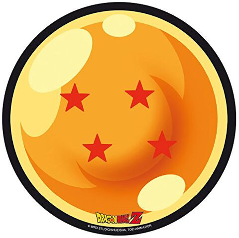 Tapis de souris - Dragon Ball Z - Boule de cristal