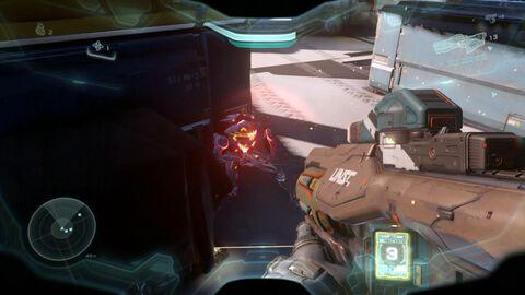 DLC - Halo 5 Guardians - 7 Packs de réquisition Or (dont 2 offerts)