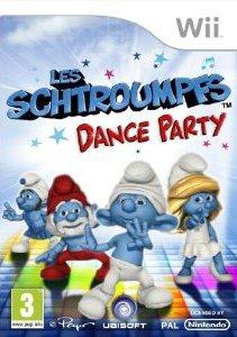 Les Schtroumpfs : Dance Party