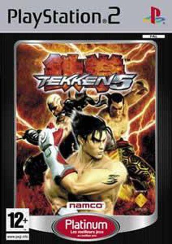 Tekken 5 Platinum
