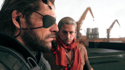 Metal Gear Solid V : The Phantom Pain - Day One