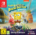 Spongebob Squarepants: Battle For Bikini Bottom - Rehydrated - Shiny Edition