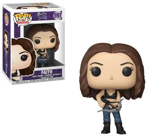Figurine Funko Pop! N°597 - Buffy Contre Les Vampires - Faith