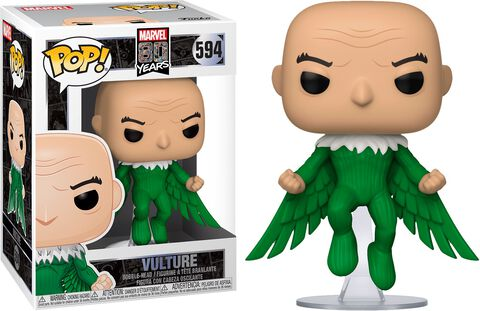 Figurine Funko Pop! N°594 - Marvel 80th : First Appearance - Vautour