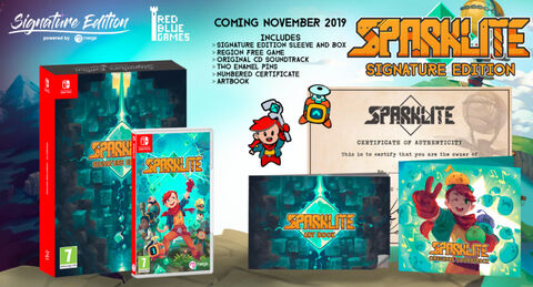 Sparklite Signature Edition (exclusivité Micromania)