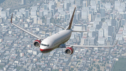 X-plane 11 + Aerosoft Airport Pack sur PC, tous les jeux
