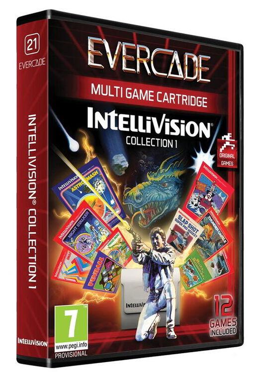 Evercade Intellivision Collection 1 Cartridge 21