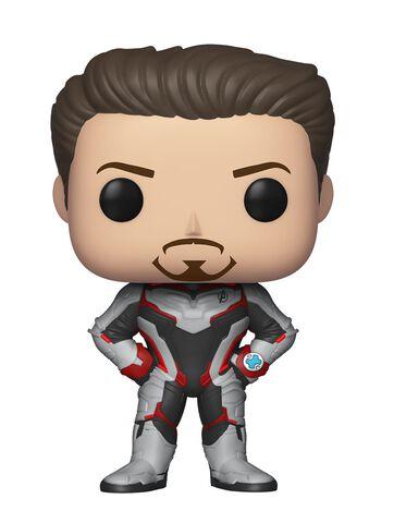Figurine Funko Pop! N°449 - Avengers Endgame - Tony Stark