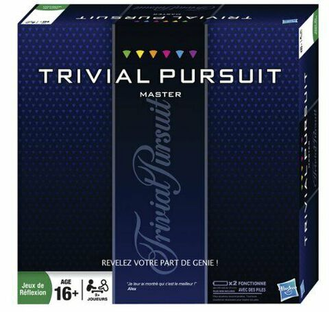 Trivial Pursuit - Master Edition