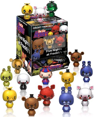 Figurine Mystère - Five Nights at Freddy's - Pint Size Heroes