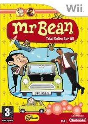 Mr Bean's, Total Délire Sur Wii