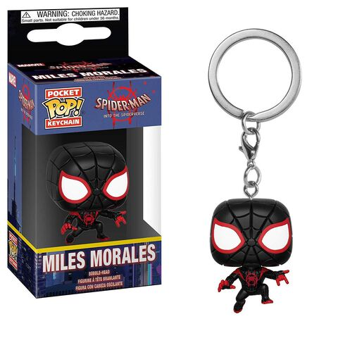 Porte-clés - Spider-Man - Pop Spider-Man Miles
