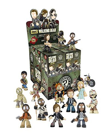 Figurine Mystère - The Walking Dead