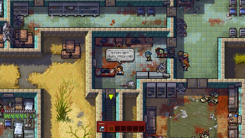 The Escapists : The Walking Dead Edition