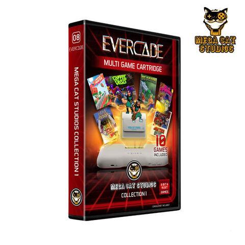 Evercade - Megacat Cart 1