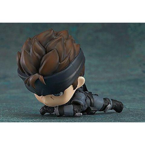 Figurine - Metal Gear Solid - Nendoroid Solid Snake