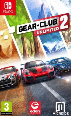 Gear Club 2 Unlimited