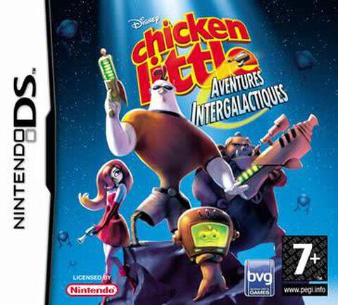 Chicken Little, Aventures Intergalactiques