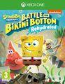 Spongebob Squarepants Batlle For Bikini Bottom Rehydrated