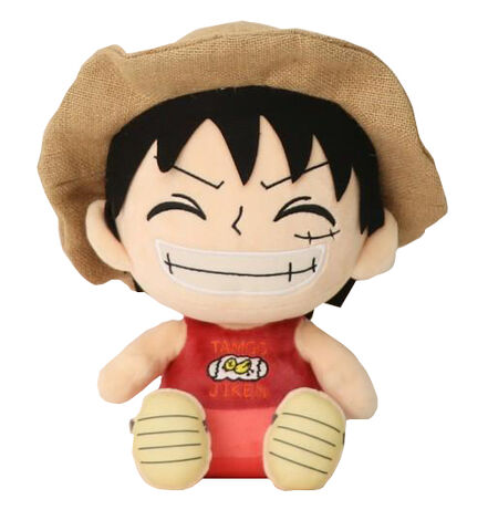 Peluche - One Piece - Luffy 25 Cm